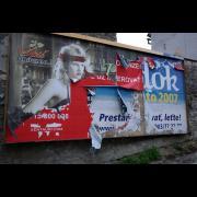 Reklama - foto Josef Mucha
