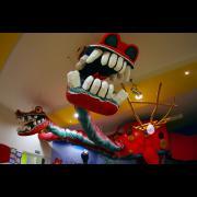 V Hrátku plném hrátek mají zubatého draka, foto Josef Mucha