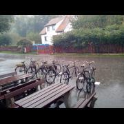 Výstava je putovní i v dešti
